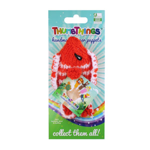 tropical fish finger puppet by thumbthings finger puppets