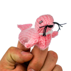 family fun with finger puppets