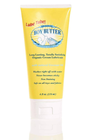 Boy Butter Original Personal Lubricant - Shag Supply - 6
