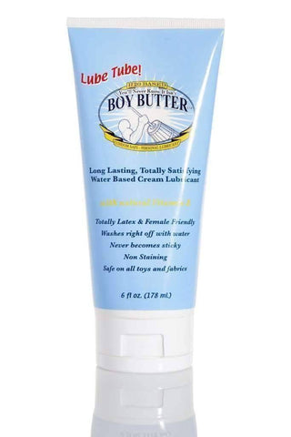 Boy Butter H2O Formula Personal Lubricant