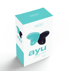Ayu Finger Vibes - Black and Tease Me Turquoise VI-F0201