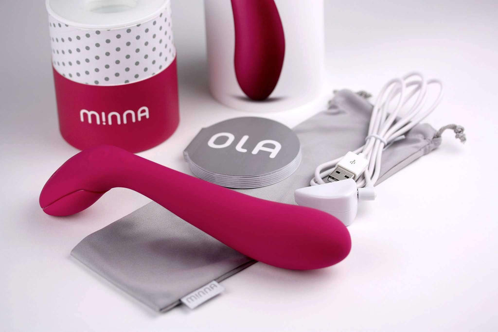 Minna Life Ola Couples Smart Vibrator with Squeeze Control - Shag Supply - 8