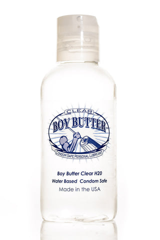 Boy Butter Clear Formula Personal Lubricant - Shag Supply - 2