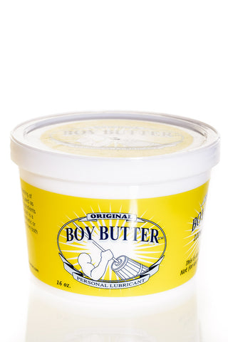 Boy Butter Original Personal Lubricant - Shag Supply - 1