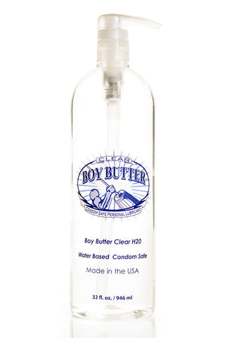 Boy Butter Clear Formula Personal Lubricant - Shag Supply - 4