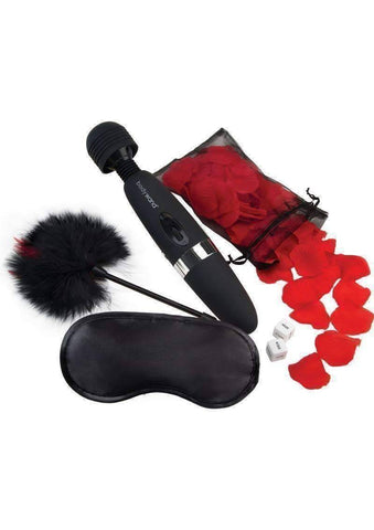 Bodywand Bed of Roses 5 Piece Playtime Gift Set X-BW138