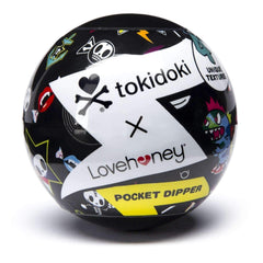 Tokidoki Textured Pleasure Cup - Solitaire Clear LHR-65426