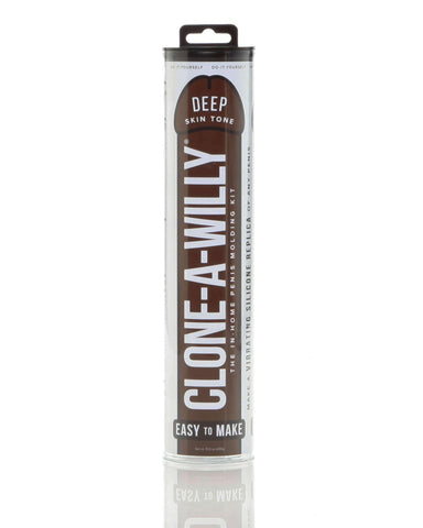 Clone-a-Willy Kit - Deep Skin Tone BD7878