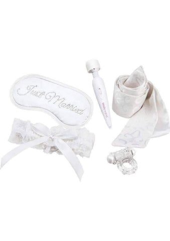 Bodywand 5 Piece Honeymoon Gift Set X-BW137