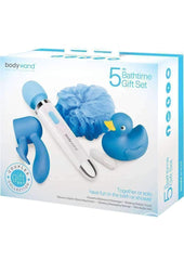 Bodywand 5 Pc Bathtime Gift Set X-BW135