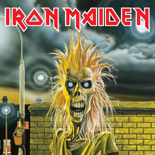 IRON MAIDEN - Self Titled - 2021 Reissue - Vinyl LP Record