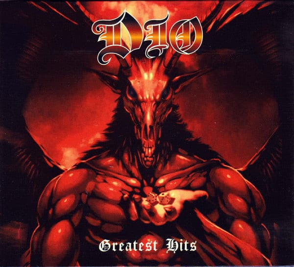 DIO - Greatest Hits - 2 CD Set