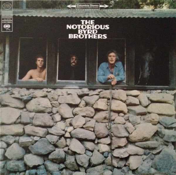 THE BYRDS - The Notorious Byrd Brothers - Vinyl LP Record