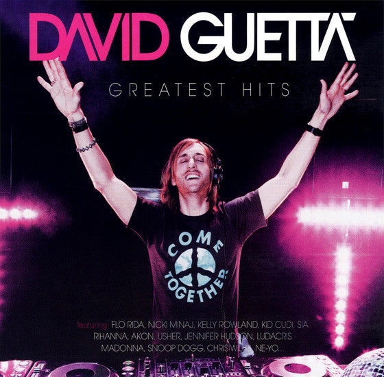 DAVID GUETTA - Greatest Hits - 2 CD Set