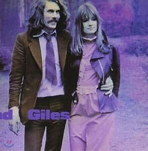 MCDONALD AND GILES - Self Titled - PINK Vinyl LP Record