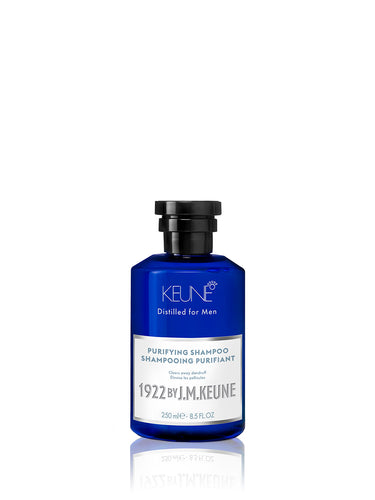 Keune 1922 - Distilled for Men. Purifying Shampoo 250ml