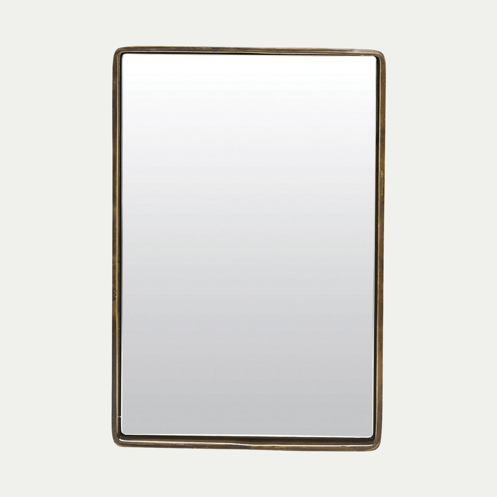 "Miroir Rectangulaire ""Reflection"" - DELAMAISON.FR"