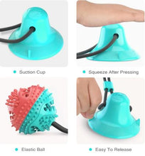 Load image into Gallery viewer, Suction Cup Dog Tug Toy - Keep Your Dog Busy For Hours