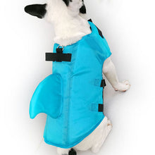 Load image into Gallery viewer, Shark Dog Life Vest