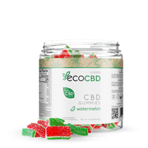 Eco CBD - CBD Isolate Watermelon Slices - 500mg