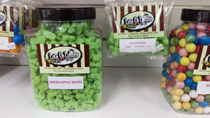 Green Apple Bears 100g