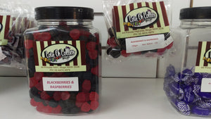 Blackberries & Raspberries 100g