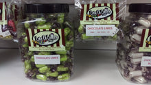 Load image into Gallery viewer, Chocolate Limes 100g