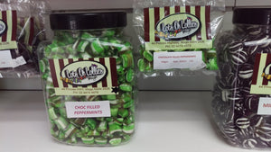 Choc Filled Peppermints 100g