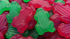 Red & Green Frogs 100g