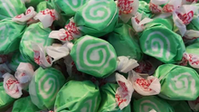 Load image into Gallery viewer, Coconut Key Lime Saltwater Taffy 100g