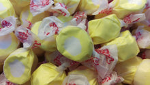 Load image into Gallery viewer, Saltwater Taffy Lemon 100g