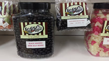 Load image into Gallery viewer, Mini Black Jelly Beans 100g