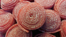 Load image into Gallery viewer, Red Liquorice Rolls 100g