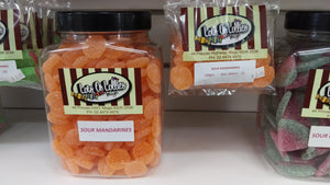 Sour Mandarines 100g