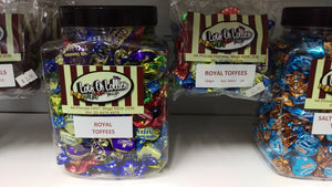 Royal Toffees 100g