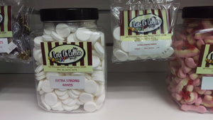 Extra Strong Mints 100g