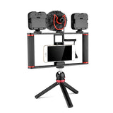 Yelangu PC05 Aluminium Smartphone Video Rig Filmmaking Vlogging Rig for iPhone Huawei