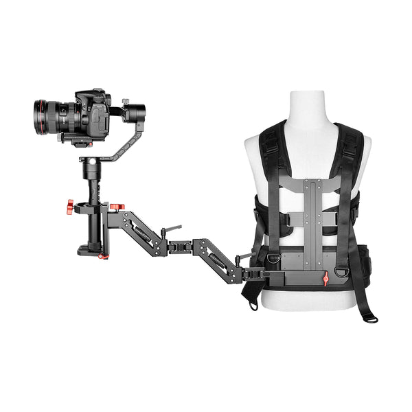 YELANGU B300 Steadicam Gimbal Rig for Electronic 3-Axis Gimbal
