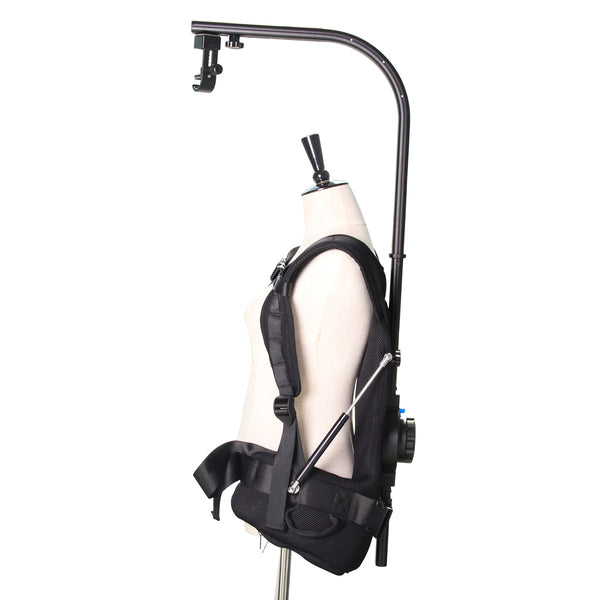 Yelangu Easy Camera Rig Vest Video Film Support System for Gimbal 3kg - 18kg/6.6lb - 39.7lb