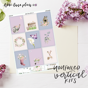 New Release | Spring Anew | Nonfoiled Vertical Kit