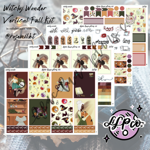 NEW RELEASE | Witchy Wonder | Nonfoiled Vertical Kit