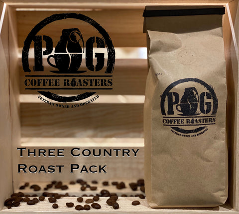Three Country Roast Pack