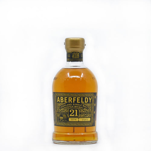 Aberfeldy Highland Single Malt 21yo Whisky 700ml Bottle - Bel & Brio Shop Online | Supermarket , Bottle Shop , Restaurant Deliveries