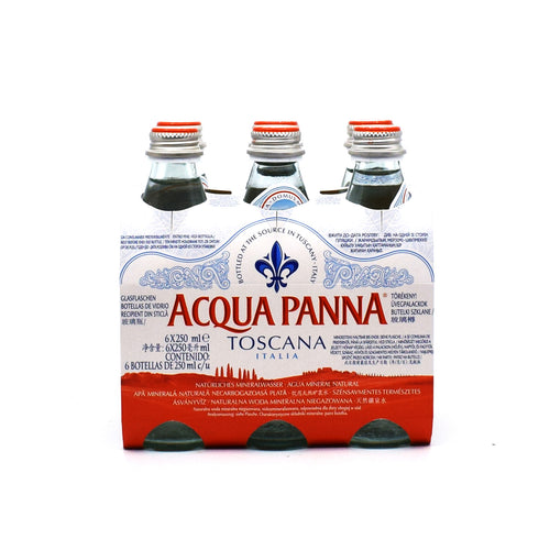 Acqua Panna Natural Mineral Water (6x250ml) - Bel & Brio Shop Online | Supermarket , Bottle Shop , Restaurant Deliveries