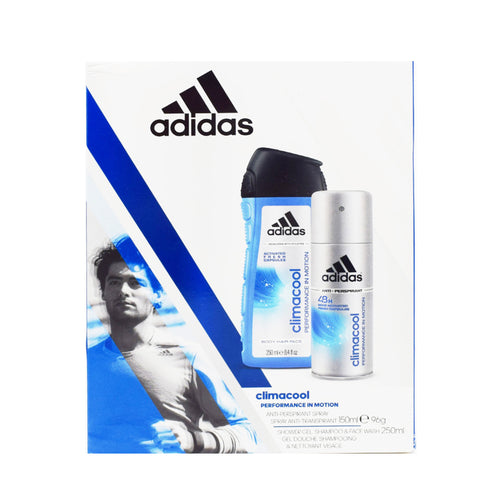 Adidas Climacool Shower Gel & Anti-Perspirant Set - Bel & Brio Shop Online | Supermarket , Bottle Shop , Restaurant Deliveries