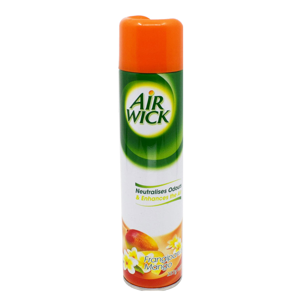 Air Wick Odour Spray - Frangipani & Mango 237g