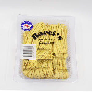 Bacci's Fresh Pasta - Linguine 375g - Bel & Brio Shop Online | Supermarket , Bottle Shop , Restaurant Deliveries