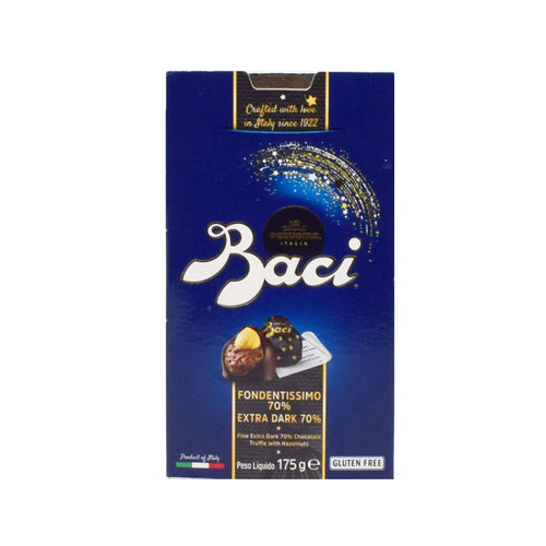 Baci - Extra Dark 70% Chocolate with Hazelnuts 175g