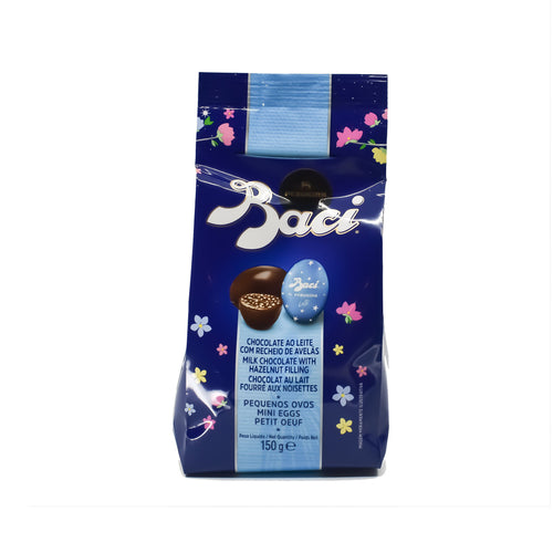 Baci - Milk Chocolate Mini Eggs 150g - Bel & Brio Shop Online | Supermarket , Bottle Shop , Restaurant Deliveries