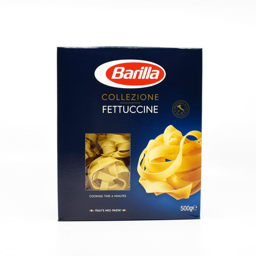 Barilla - Collezione Fettuccine 500g - Bel & Brio Shop Online | Supermarket , Bottle Shop , Restaurant Deliveries